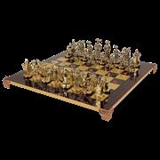 Шахматный набор Рыцари Средневековья MP-S-12-44-R