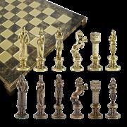 Шахматы сувенирные  Ренессанс MP-S-9-C-36-BRO