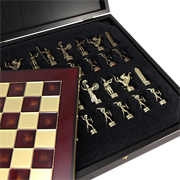 Шахматный набор Троянская война MP-S-4-C-36-R