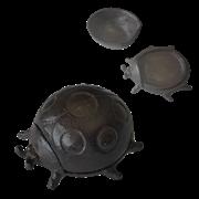 Шкатулка металлическая Божья коровка YM-KH-6062
