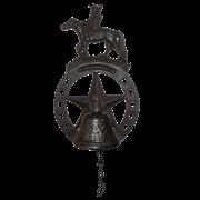 Колокольчик дверной Ковбой YM-DB-5187