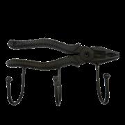 Вешалка настенная Пассатижи, 3 крючка YM-HK-40020