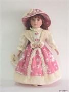 Кукла фарфоровая подарочная DV-16877