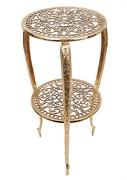 Столик для телефона, золото BP-22104-D
