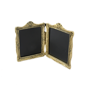 Рамка для фото Джемма на 2 фото, золото BP-23006-D