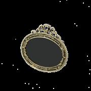 Рамка для фото Овало, под золото BP-23046-D