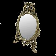 Зеркало Лачо настольное, золото BP-23101-D