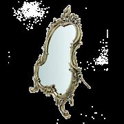 Зеркало Рамос настольное, золото BP-23103-D