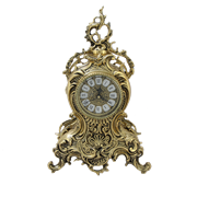 Часы Ласу каминные, золото BP-27095-D
