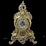 Часы Ласу каминные с маятником, золото BP-27094-D