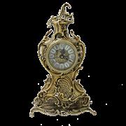 Часы Конша каминные с маятником, золото BP-27080-D