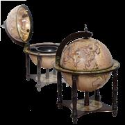 Глобус-бар настольный d 33 JF-RG-33006-N