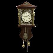 Часы Берлинер настенные с маятником HL-C-5008-A