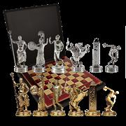 Шахматный набор Олимпийские Игры MP-S-7-36-R