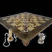 Шахматы сувенирные  Троянская война MP-S-19-54-BRO