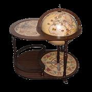 Глобус-бар напольный со столиком d 42 JF-RG-42004-N