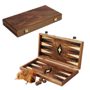 Нарды в деревянном кейсе, цвет орех MP-TKK-2