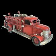 Модель пожарный автомобиль RD-1010-A-3552