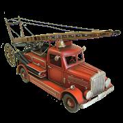 Модель пожарной машины RD-1004-A-3052