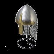 Шлем назальный с кольчужной защитой NA-36082