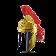 Шлем преторианский с красным плюмажем NA-36059