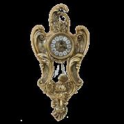 Часы Конша Пендулино с маятником настенные BP-27201-D