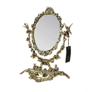 Зеркало Каранка настольное туалетное BP-21003-D