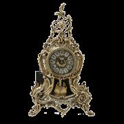 Часы  Луиш XV с маятником каминные BP-27025-D
