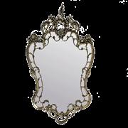 Зеркало Император настенное BP-50114-D