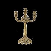 Канделябр Розы на 3 свечи BP-14093-D