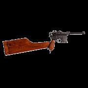 Немецкий пистолет Маузер 1896 года с прикладом-кабурой DE-1025