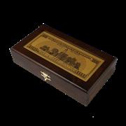Купюрница c банкнотой 100 USD HB-MB-USD-B