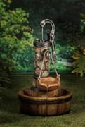 Фонтан декоративный Колонка из Камня WXF-04860