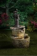 Садовый фонтан  Колонка  Каскад WXF-04994