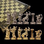 Шахматный набор Греческая Мифология MP-S-5-36-B