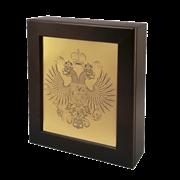 Ключница c гербом России HB-KB-RG