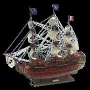 Модель парусника Royal Louis, Франция TS-0010-80-W