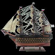 Модель парусника 12 Апостолов, Россия TS-0098-W-40
