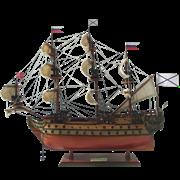 Модель парусника  Ингерманланд , Россия TS-0099-W-40