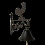 Колокольчик дверной  Петух YM-DB-0746-R