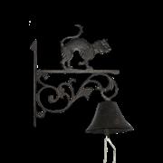 Колокольчик дверной  Кошка YM-DB-0746-C