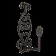 Держатель шланга дл полива декоративный YM-GPH-5002