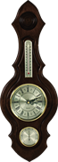 Метеостанция-Часы  домашняя настенная М-74-Ч-МД