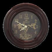 Часы настенные деревянные Ч-ОХ