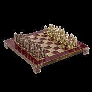 Шахматный набор Византийская Империя MP-S-1-C-20-RED