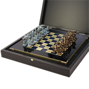 Шахматный набор  Древняя Спарта MP-S-16-B-28-BLU
