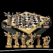 Шахматный набор Греческая Мифология MP-S-5-36-BLA