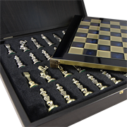 Шахматный набор Ренессанс MP-S-9-36-BLU