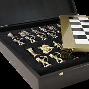 Шахматный набор Античные войны MP-S-10-44-BLA