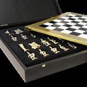 Шахматный набор Греко-Романский Период MP-S-11-44-BLA
